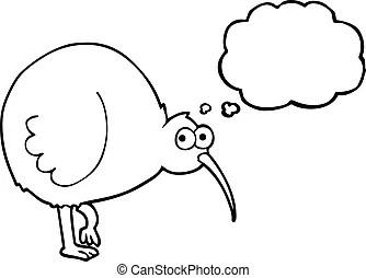 Kiwi bird Stock Illustrations. 627 Kiwi bird clip art
