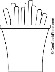 French fry Clipart Vector and Illustration. 11,154 French