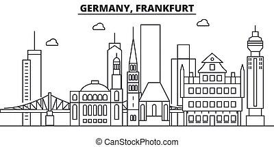 Main european landmarks. Main landmarks and monuments of