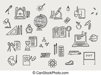 Grammar lesson Clipart and Stock Illustrations. 676