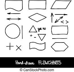Flowchart Vector Clip Art EPS Images. 7,963 Flowchart
