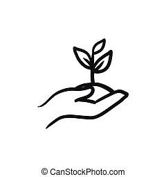 Seedling Illustrations and Clip Art. 8,310 Seedling