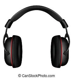 headphone illustrations and stock