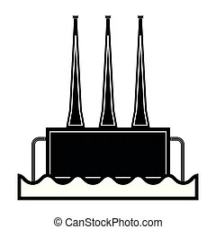 Power station Clipart Vector Graphics. 34,009 Power