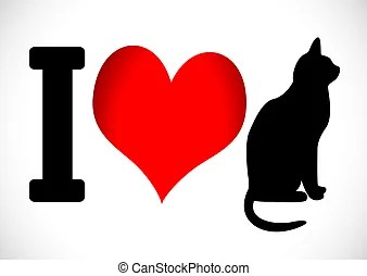 Download Love cat Clipart Vector and Illustration. 30,486 Love cat ...