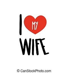 "Download EPS Vectors of I Love My Husband - ""I Love My Husband ..."