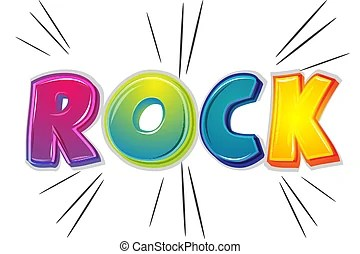 rock clipart and stock illustrations