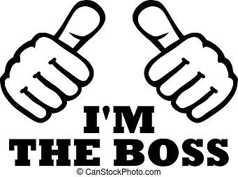 I'm the boss Stock Illustrations. 23 I'm the boss clip art