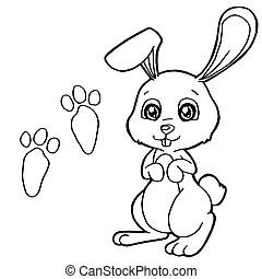 Rabbits Illustrations and Clip Art. 88,698 Rabbits royalty