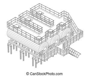 Pressure generator Illustrations and Clip Art. 408