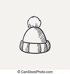 Knitted hat Clipart Vector Graphics. 2,578 Knitted hat EPS
