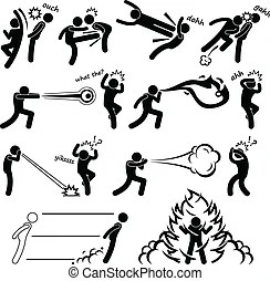 Stick figure Illustrations and Clipart. 32,918 Stick