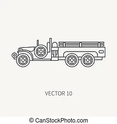 Open body truck Clipart and Stock Illustrations. 63 Open
