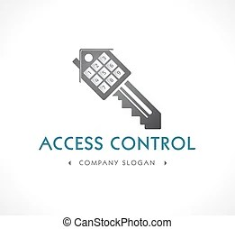 Access control Clip Art and Stock Illustrations. 6,726