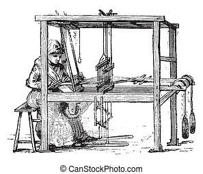 Loom Stock Illustration Images. 980 Loom illustrations