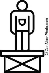 Scissor lift Vector Clip Art Royalty Free. 143 Scissor
