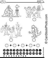 Algebra Illustrations and Clipart. 7,945 Algebra royalty