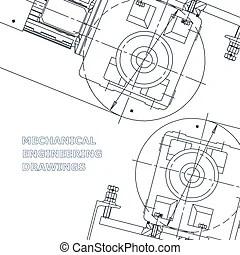 Mechanical engineering Vector Clip Art Royalty Free