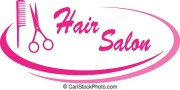 hair salon illustrations and clipart