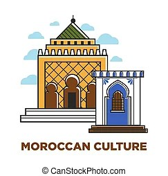 moroccan clipart and stock illustrations