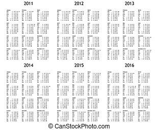 Year 2017 to 2028 calendar. Calendar of years 2017, 2018