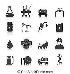 Petrochemical Illustrations and Clip Art. 5,993