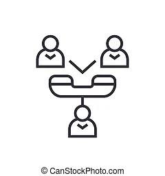 Online meeting Vector Clip Art Royalty Free. 2,646 Online