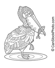 Pelican Stock Illustrations. 1,028 Pelican clip art images