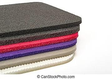 Polyethylene foam multi colour and type material shockproof closed up. Polyethylene foam colourful foam sheets closed up shockproof multi type ...