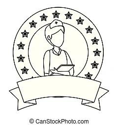 Female nurse Clipart Vector Graphics. 9,366 Female nurse