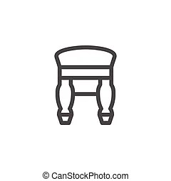 Backless Clipart and Stock Illustrations. 90 Backless
