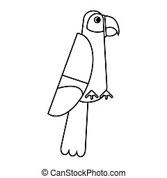 Parakeet Illustrations and Stock Art. 784 Parakeet