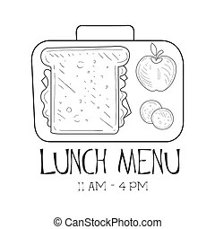 Lunchbox Clip Art and Stock Illustrations. 273 Lunchbox