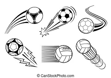 Volleyball template Clipart Vector and Illustration. 704