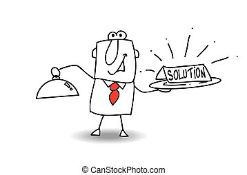 Problem solution Illustrations and Clip Art. 37,491