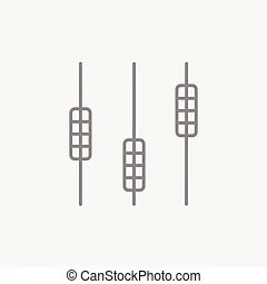 Sound mixer Clip Art Vector Graphics. 7,212 Sound mixer