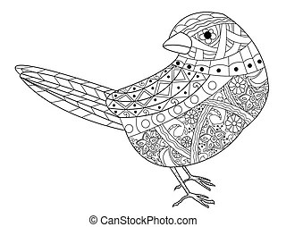 Sparrow Clipart and Stock Illustrations. 3,927 Sparrow