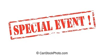 special event illustrations graphics