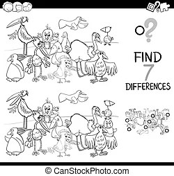Difference Illustrations and Clip Art. 14,461 Difference