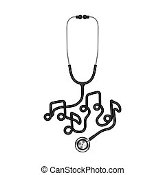 Music therapy Stock Illustrations. 218 Music therapy clip