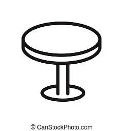 Stool Clipart Vector Graphics. 6,292 Stool EPS clip art