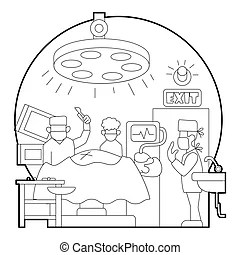 Surgical Illustrations and Clipart. 7,803 Surgical royalty