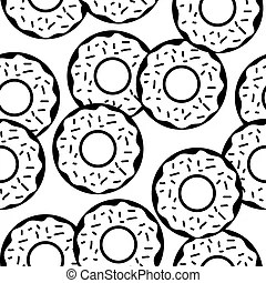 Donuts vector Vector Clip Art EPS Images. 5,217 Donuts