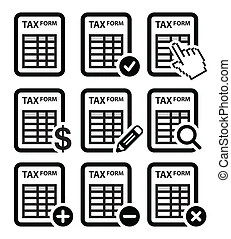 Taxation Clip Art Vector Graphics. 6,021 Taxation EPS