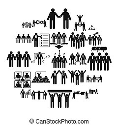 Team building Clipart and Stock Illustrations. 17,043 Team