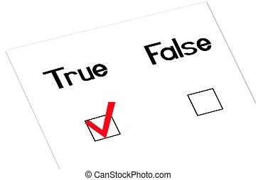 True or false Illustrations and Clip Art. 1,525 True or