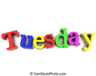 tuesday clipart and stock illustrations