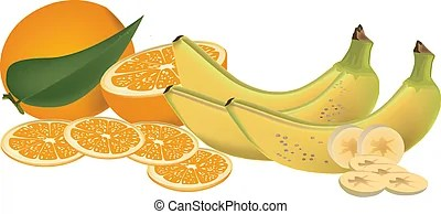 fruits vector clip art