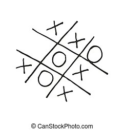 Noughts and crosses Illustrations and Clipart. 160 Noughts