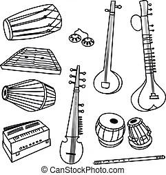 Harmonium Images and Stock Photos. 127 Harmonium
